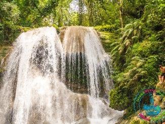 Gozalandia Waterfalls - San Sebastián, Puerto Rico