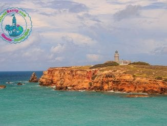 Faro Los Morrillos de Cabo Rojo, Puerto Rico - El Faro Lighthouse