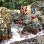 El Yunque National Forest - La Mina Falls - Puerto Rico