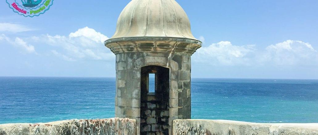 Old San Juan Puerto Rico - El Morro