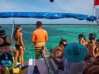 Snorkeling at La Parguera - Lajas, Puerto Rico