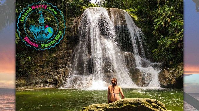 Gozalandia Waterfall - San Sebastián, Puerto Rico