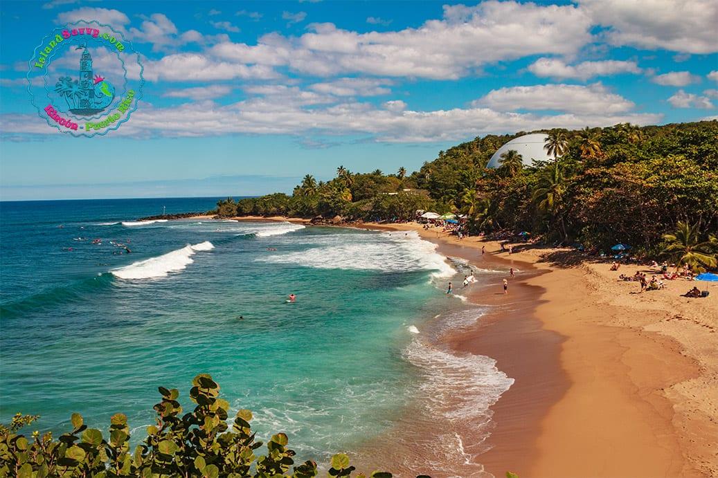 Beaches In Rincón Puerto Rico Domes Beach